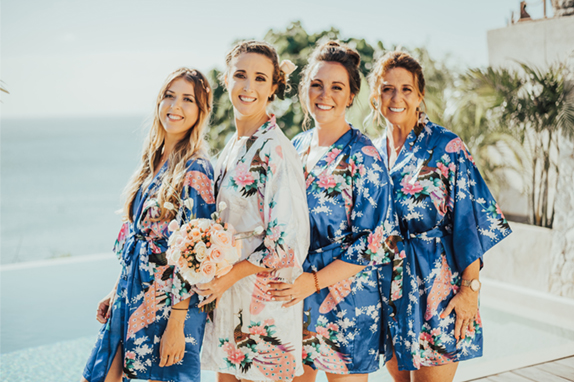 bride squad bridesmaids happiness